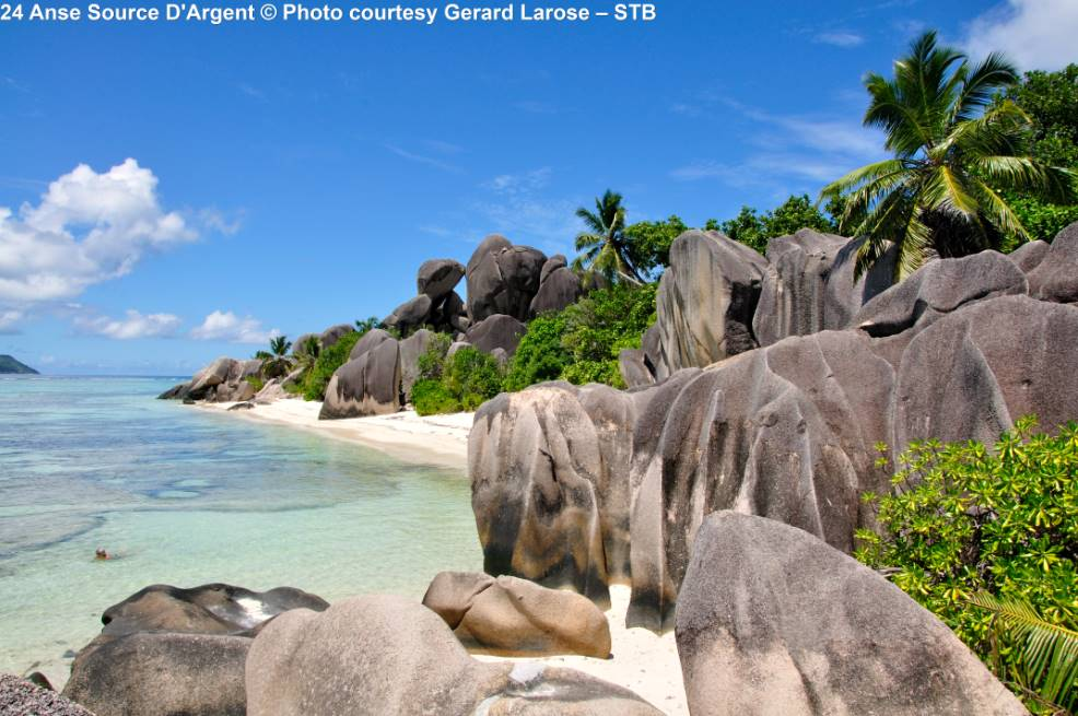 Escape to La Digue