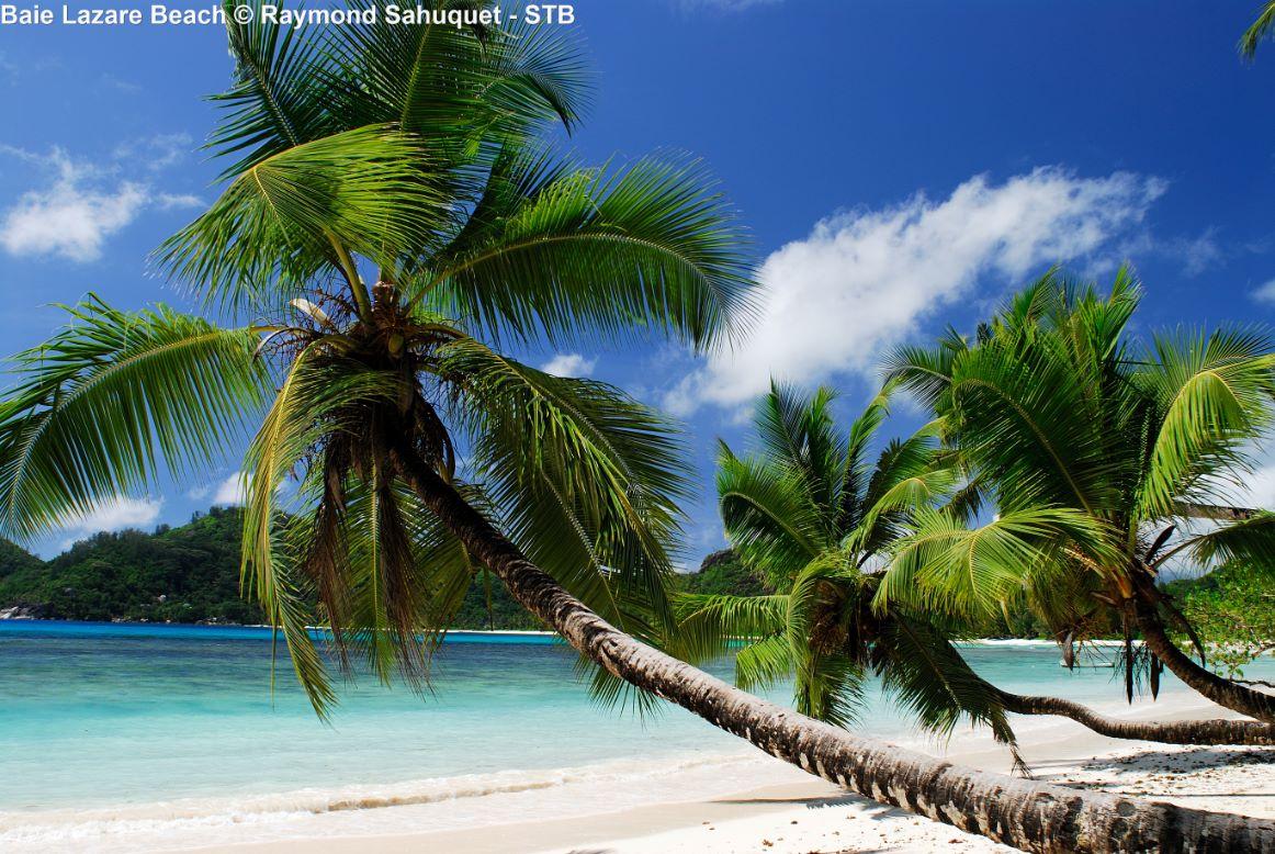 Baie Lazare Beach