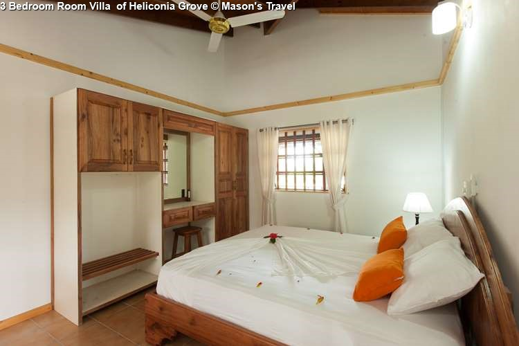 Room Villa of Heliconia Grove