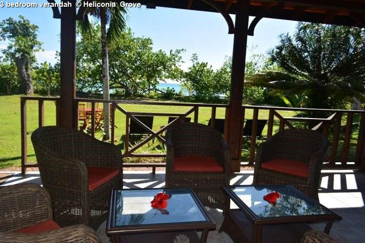 3 bedroom verandah Heliconia Grove