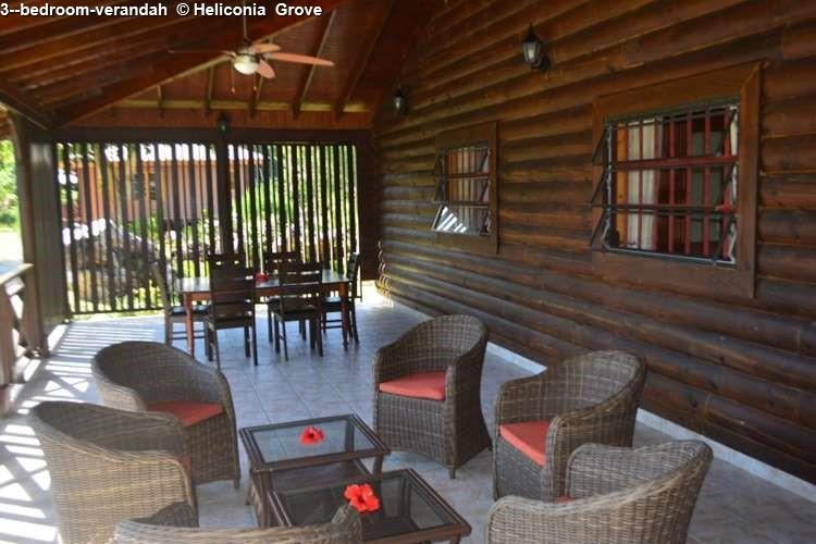 3 bedroom villa Heliconia Grove (Praslin)