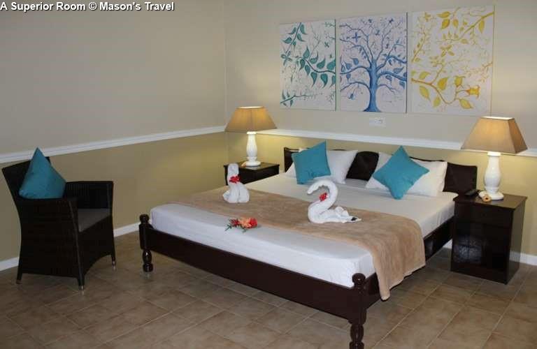 Superior room Hotel La Roussette