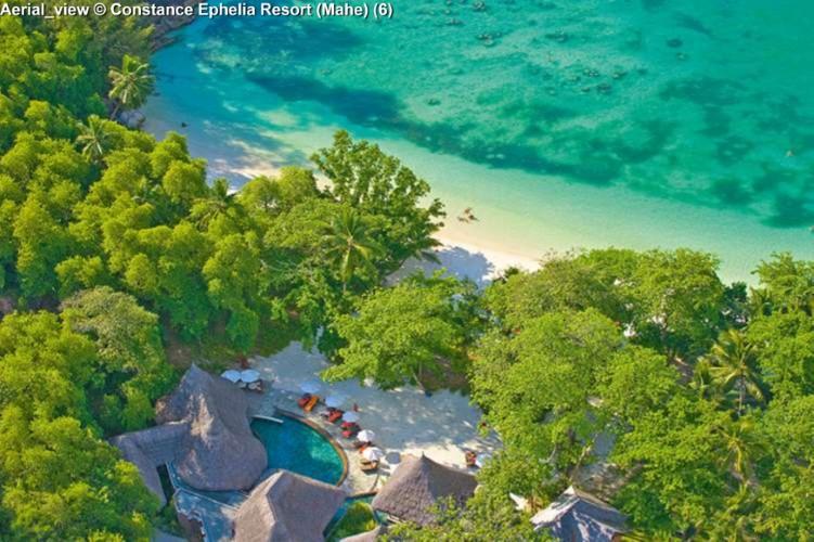 Aerial_view © Constance Ephelia Resort (Mahe)