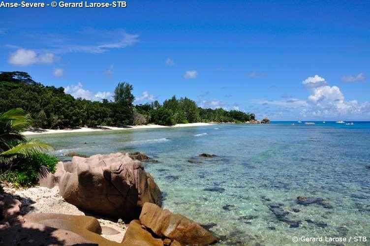 Anse Severe (La Digue, Seychelles)