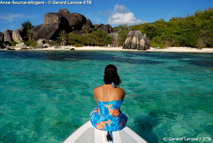 Anse Source d'Argent (La Digue, Seychelles)