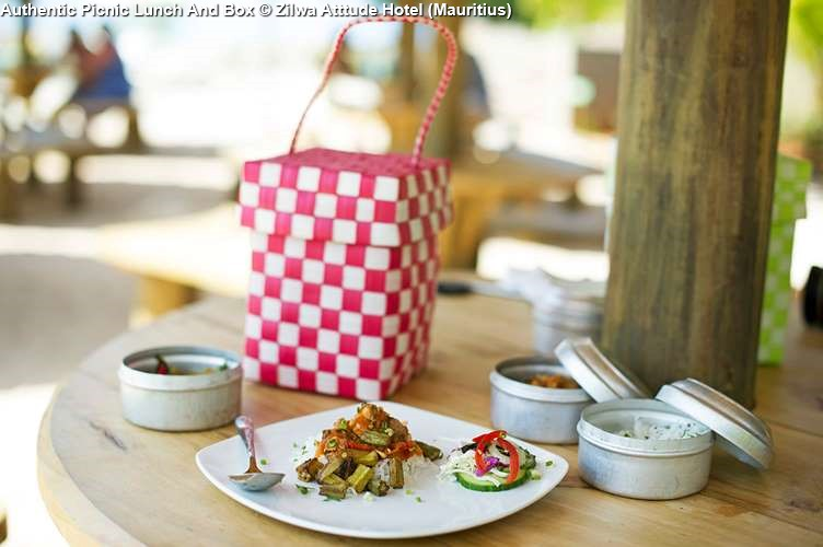 Authentic Picnic Lunch And Box Zilwa Atttude Hotel (Mauritius)