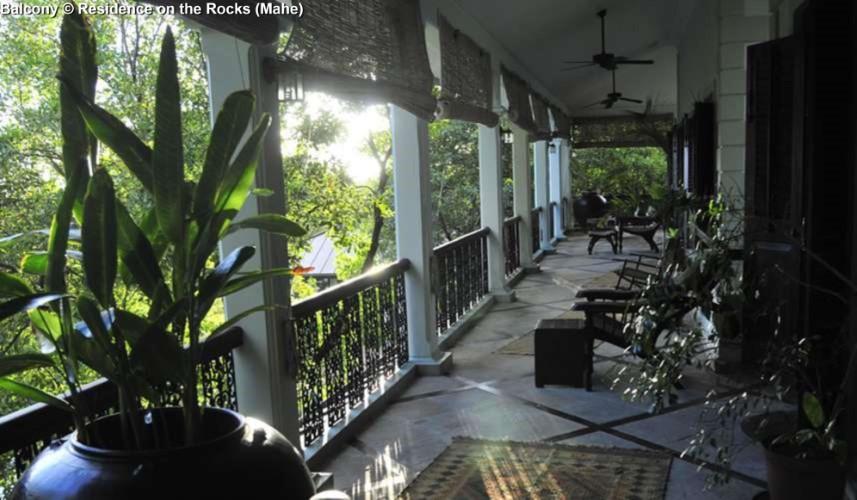 Balcony © Residence on the Rocks (Mahe)