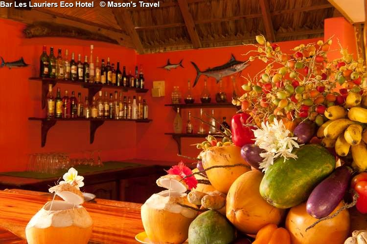 Bar Les Lauriers Eco Hotel (Praslin)