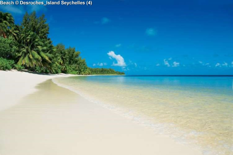 Beach of Desroches_Island