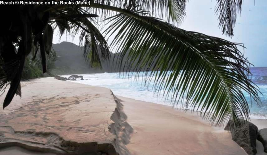 Beach © Residence on the Rocks (Mahe)