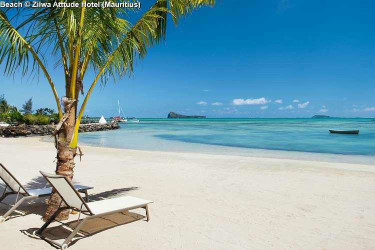Beach Zilwa Atttude Hotel (Mauritius)