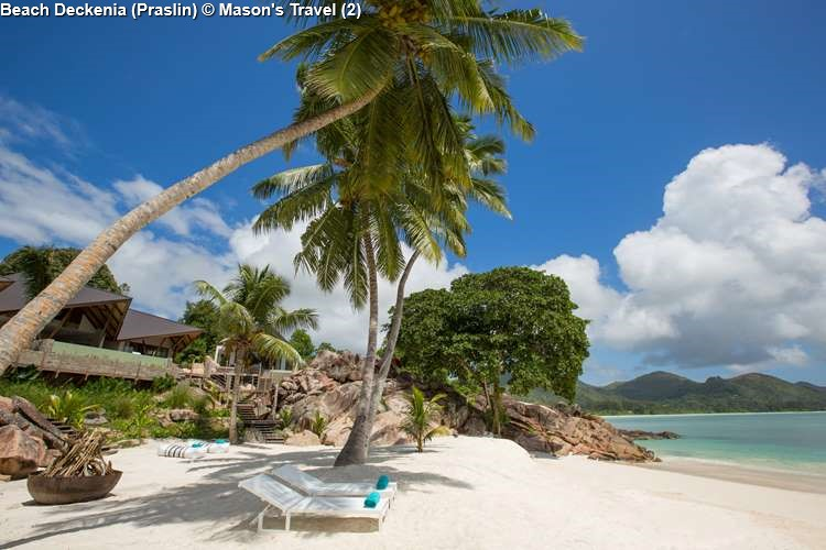 Beach of Deckenia (Praslin)