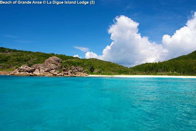 Beach of Grande Anse