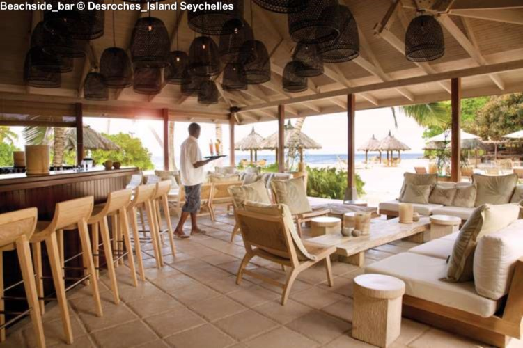 Beachside_bar Desroches_Island Seychelles