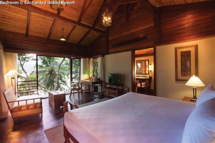 Bedroom Enchanted Island Resort (Seychelles)