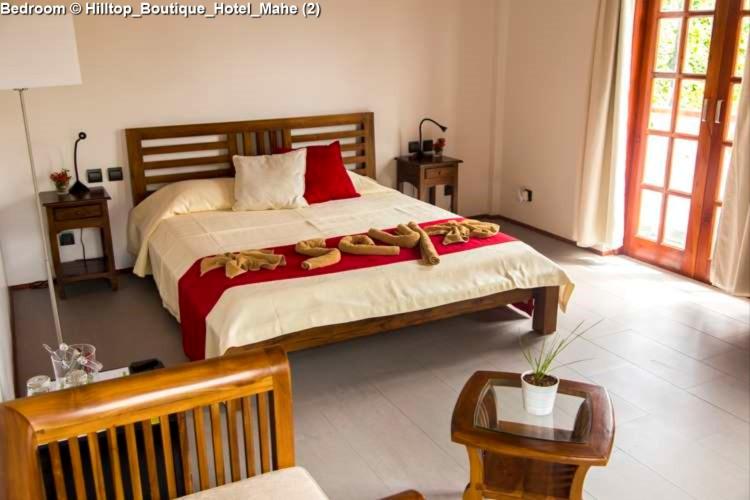 Bedroom © Hilltop_Boutique_Hotel_Mahe