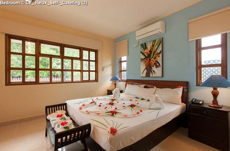 bewdroom apartment Le_ Relax_Self-_Catering - Mason's Travel
