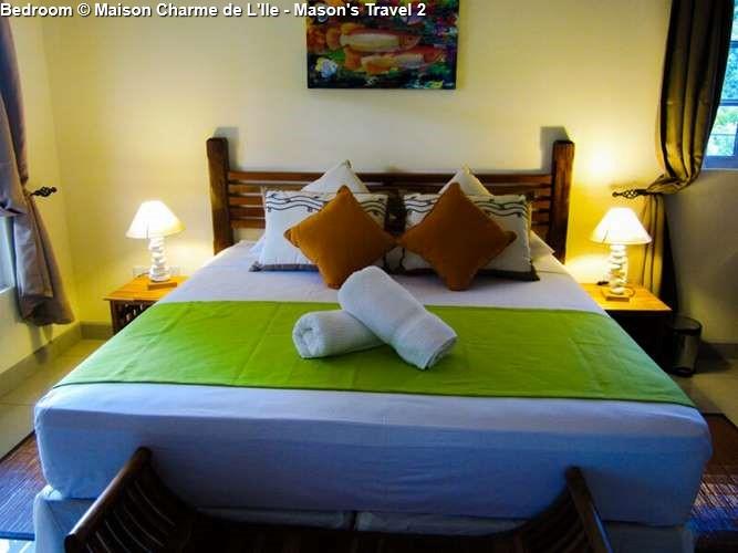 bedroom Maison Charme de L'Ile