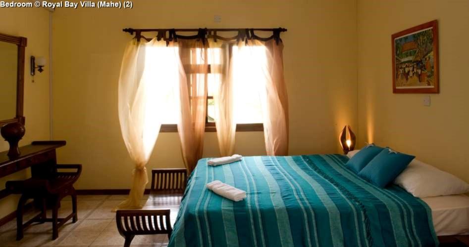 Bedroom Royal Bay Villa (Mahe)