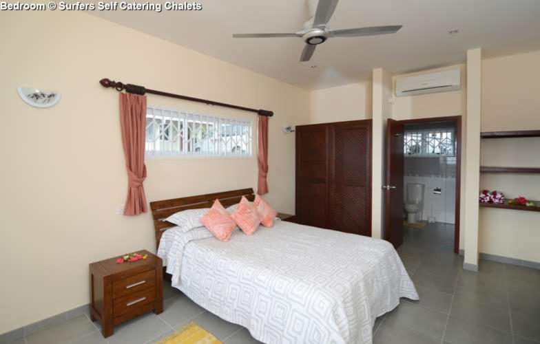 BedroomSurfers Self Catering Chalets (Mahe)