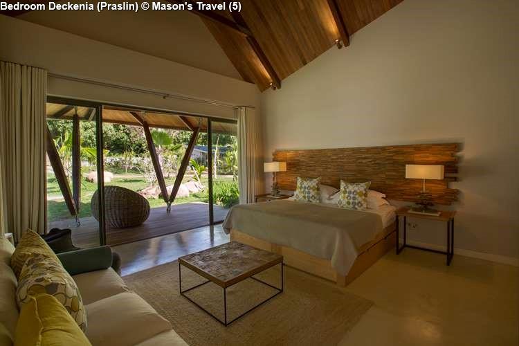 Bedroom of Deckenia (Praslin)