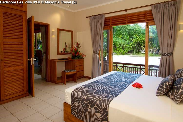 Bedroom Les Villa d'Or (Praslin)