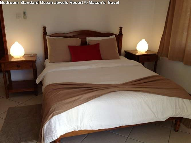 Bedroom Standard Room Ocean Jewels Resort (Praslin)