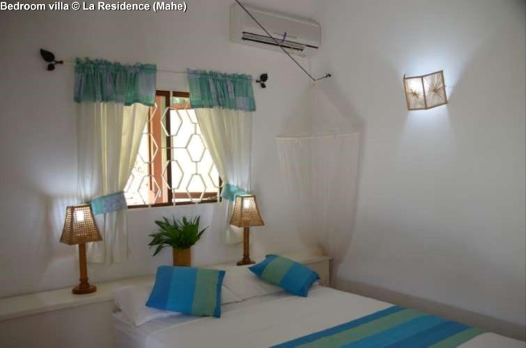 Bedroom villa © La Residence (Mahe)