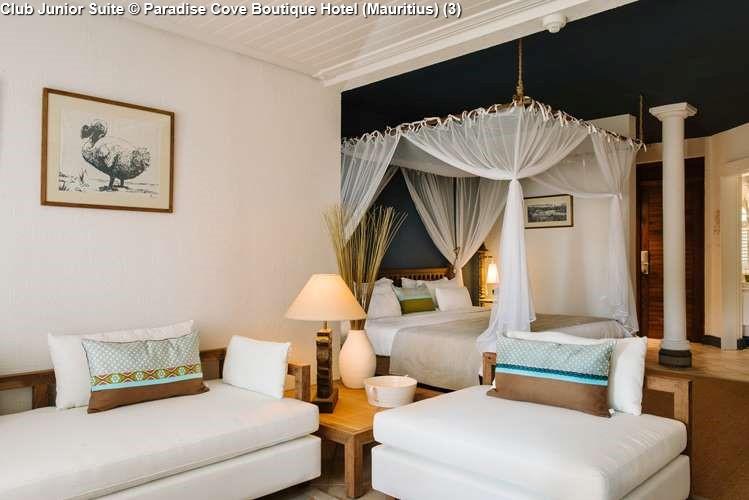 Club Junior Suite Paradise Cove Boutique Hotel (Mauritius)