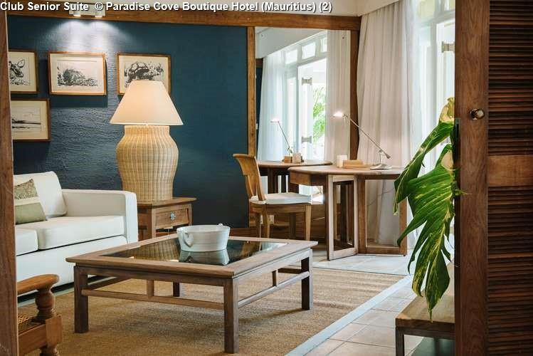 Club Senior Suite © Paradise Cove Boutique Hotel (Mauritius)