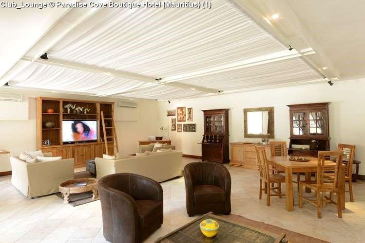 Club_Lounge © Paradise Cove Boutique Hotel (Mauritius)