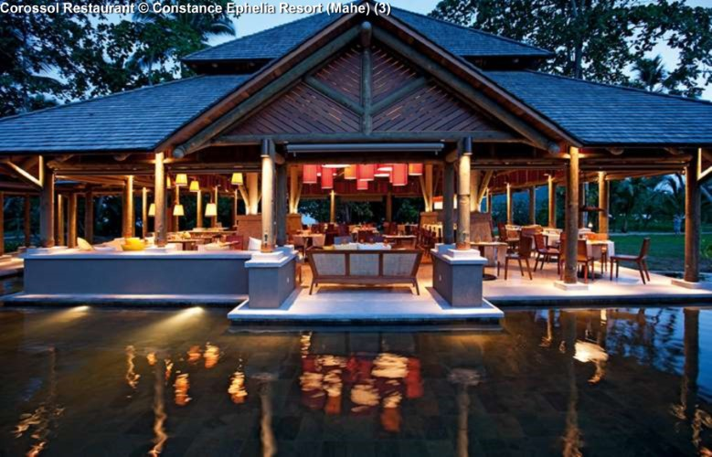 Corossol Restaurant © Constance Ephelia Resort (Mahe)