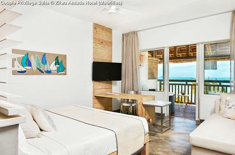 Couple Privilege Suite Zilwa Atttude Hotel (Mauritius)