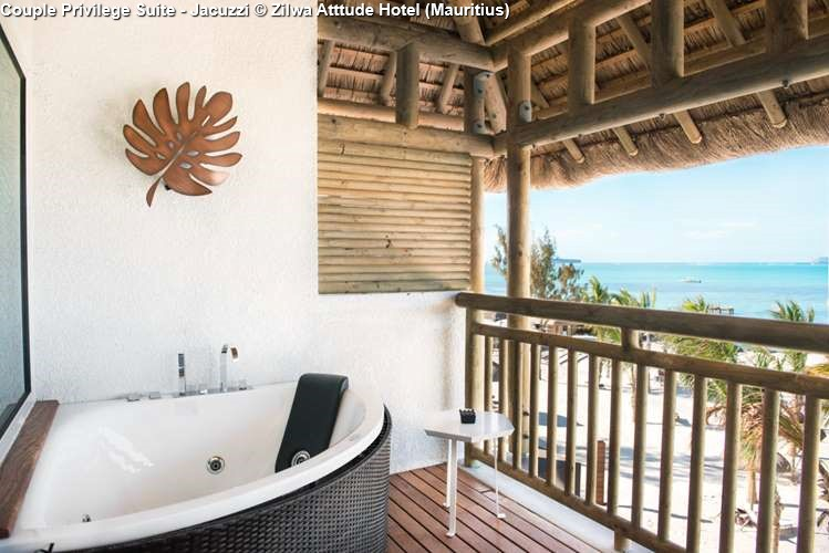 Couple Privilege Suite - Jacuzzi Zilwa Atttude Hotel (Mauritius)