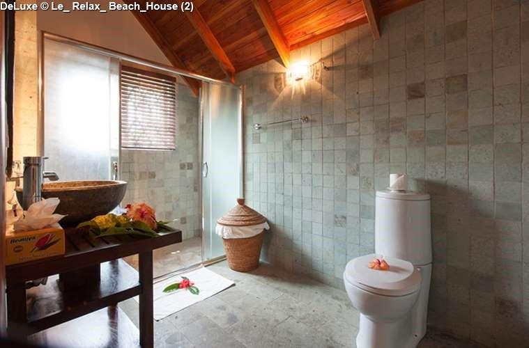 Bathroom DeLuxe room Le_ Relax_ Beach_House