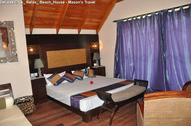 DeLuxe room Le_ Relax_ Beach_House