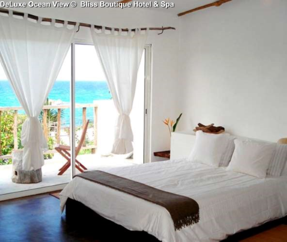 DeLuxe Ocean View © Bliss Boutique Hotel & Spa