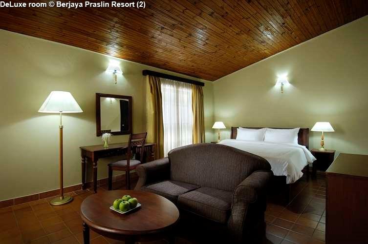 DeLuxe room Berjaya Praslin Resort