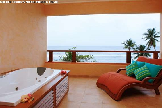 DeLuxe Ocean View rooms