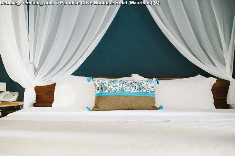 DeLuxe_Premium_room Paradise Cove Boutique Hotel (Mauritius)