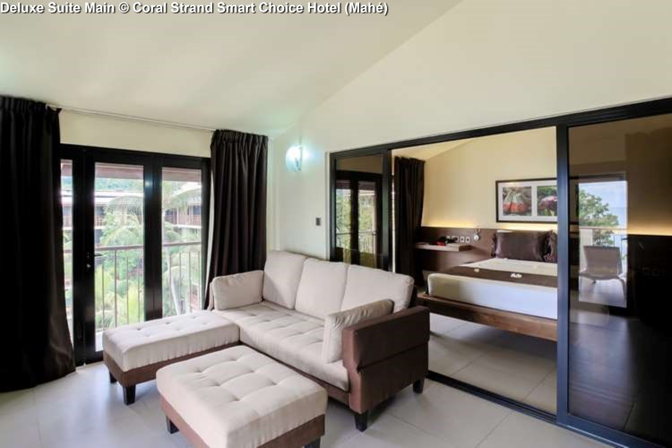 Deluxe Suite Main © Coral Strand Smart Choice Hotel (Mahé)