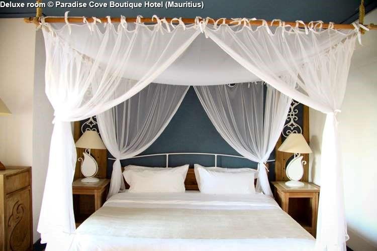 Deluxe room Paradise Cove Boutique Hotel (Mauritius)
