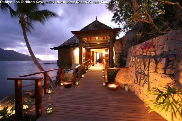 Duniye Spa © Hilton Seychelles Northolme Resort & Spa (Mahe) (2)