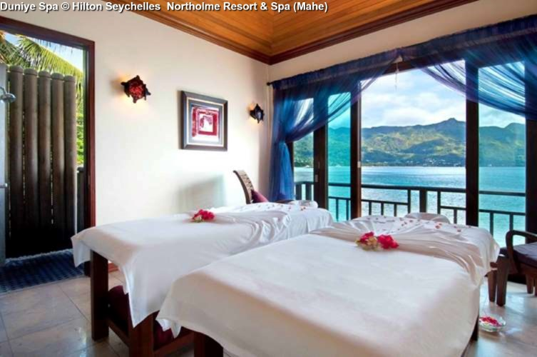 Duniye Spa © Hilton Seychelles Northolme Resort & Spa (Mahe)