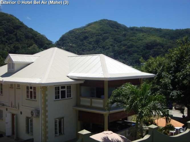 Exterior © Hotel Bel Air (Mahe)