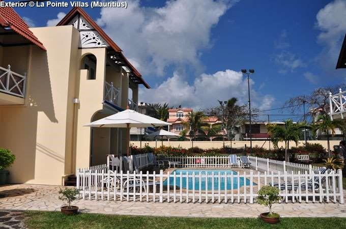 Exterior La Pointe Villas (Mauritius)