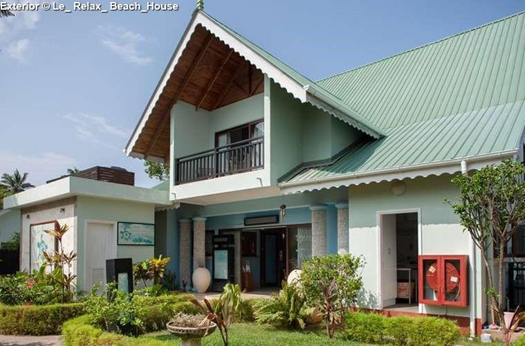 Exterior Le_ Relax_ Beach_House