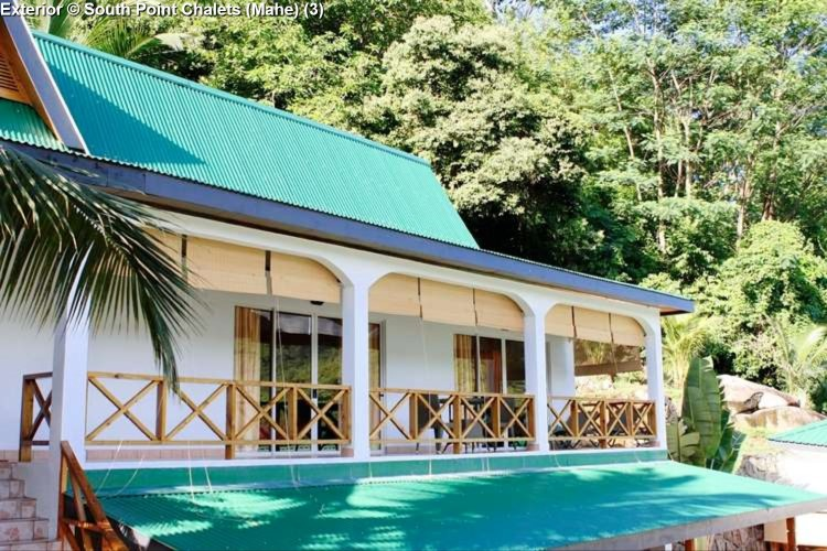 Exterior © South Point Chalets (Mahe)