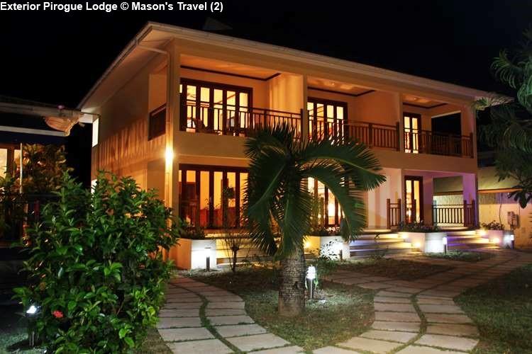 Pirogue Lodge