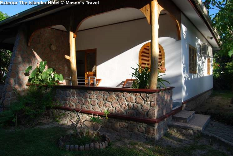The Islander Hotel Praslin